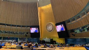 Jokowi hadiri Sidang Umum PBB