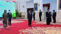 Miliki Rekam Jejak Yang Baik, Presiden Harap Dewas LPI Dapat Kepercayaan Dari Dalam dan Luar Negeri