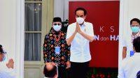 Inilah Daftar Penerima Vaksin COVID-19 Perdana Bersama Presiden Jokowi