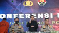Bareskrim Polri Bongkar Jaringan Narkoba Malaysia