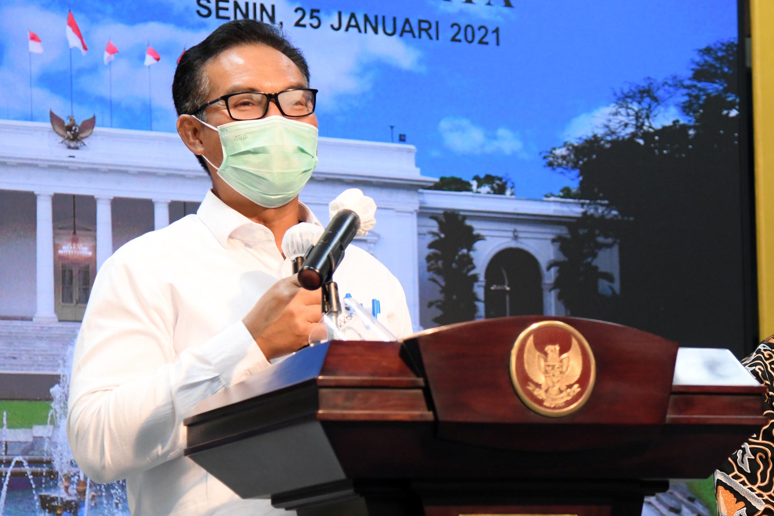 Presiden Minta BKKBN Tingkatkan Kualitas Manajemen Program Penurunan Stunting