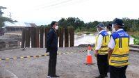 Presiden Instruksikan Menteri PUPR Segera Perbaiki Kerusakan Infrastruktur Jembatan Akibat Banjir di Kalsel