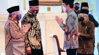 Presiden Jokowi Sambut Baik Peresmian Brand Ekonomi Syariah