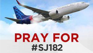 Pray For #SJ182