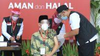 Vaksinasi COVID-19 dan Disiplin Protokol Kesehatan, Ikhtiar Umat Hadapi Pandemi