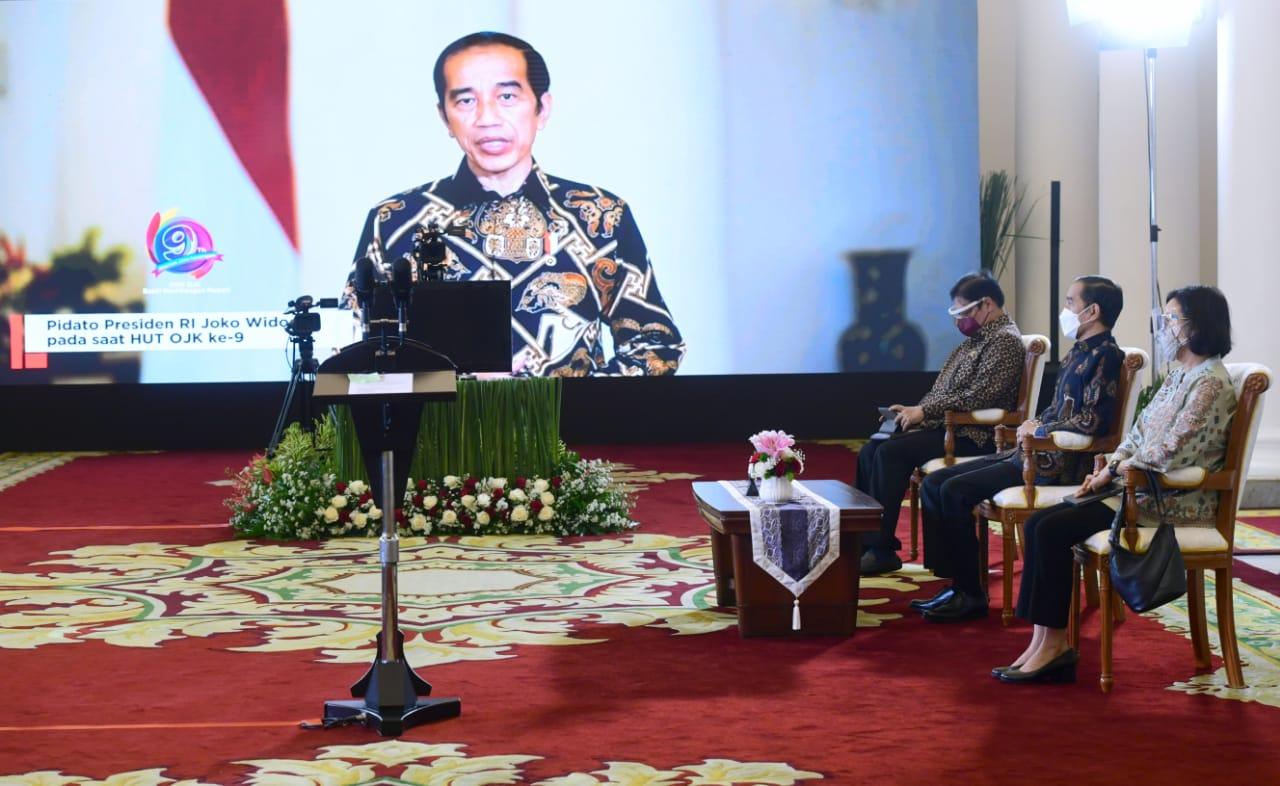 Presiden Jokowi: Vaksinasi Adalah Game Changer Pengendalian Pandemi