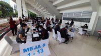 Vaksinasi COVID-19 di Istora Senayan jadi Model Pelaksanaan Vaksinasi Massal