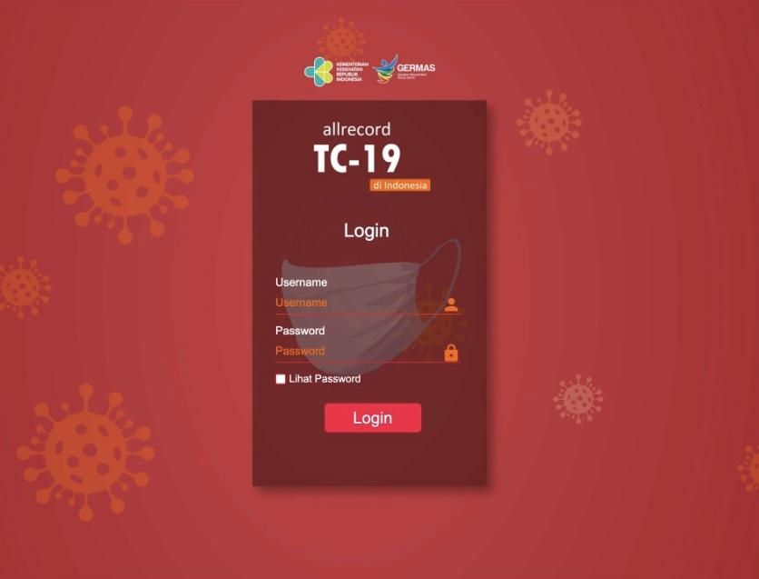 Kemenkes Sedang Melakukan Pengkinian Aplikasi Allrecord TC19