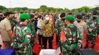 Kemenkes - TNI Lakukan Tracing Hingga Level Daerah