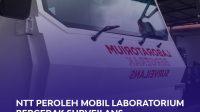 Tingkatkan Cakupan Testing COVID-19 di Kupang, Kemenkes Kirim Mobile Lab PCR