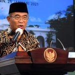 Menteri Koordinator Bidang Pembangunan Manusia dan Kebudayaan (Menko PMK), Muhadjir Effendy.