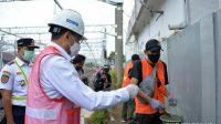 Program Padat Karya Sektor Perkeretaapian di Jateng, Kemenhub Targetkan Serap 39 Ribu Tenaga Kerja