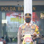 Kapolda Banten, Irjen Rudy Heriyanto.