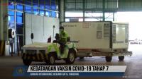 16 Juta Dosis Vaksin COVID-19 Tiba di Tanah Air
