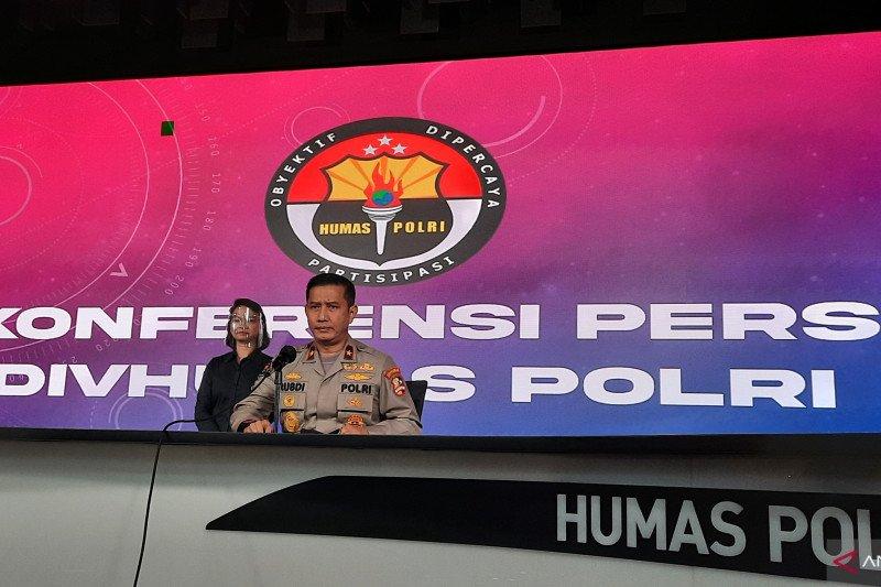 Polri Tangkap Terduga Teroris di Tangerang : Pelaku Pencari Dana JI
