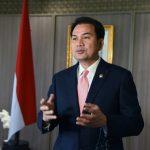 Wakil Ketua DPR Azis Syamsuddin.