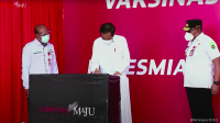 Presiden Jokowi Resmikan RSUP dr. J. Leimena di Ambon