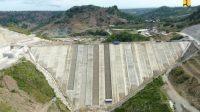 Tahap Akhir Konstruksi, Bendungan Karalloe Siap Suplai Air Irigasi di Kabupaten Gowa