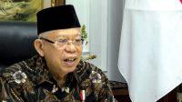 Wakil Presiden (Wapres) K. H. Ma'ruf Amin