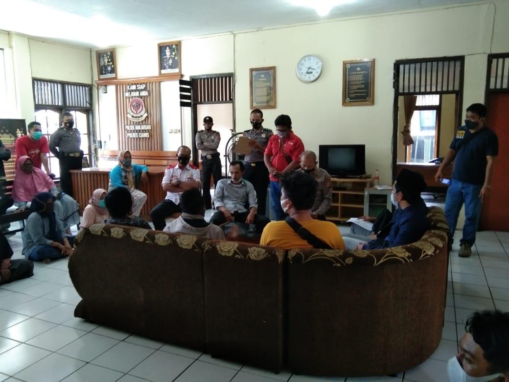 Rugikan Petani dan Pengusaha Lokal, Jaringan Rakyat Korban Kapulaga di Banjarsari Minta Polisi Tidak Berpihak kepada Oknum Mata Sipit