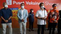 Tingkatkan Cakupan Vaksinasi COVID-19, Pemerintah Gandeng Shopee Indonesia