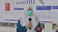 Anggota Komisi VI DPR RI Nevi Zuairina saat kunjungan kerja Komisi VI DPR RI ke Provinsi Sumatera Barat, Selasa (6/4/2021).