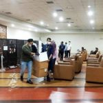 Layanan rapid test di Bandara Internasional Kualanamu di Deli Serdang, Sumatera Utara, digerebek polisi