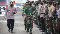 Didampingi Kapolri, Panglima TNI Buka Latsitarda Nusantara Ke-41