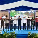Resmikan 56 Kegiatan Pembangunan, Herman Deru Bantu Kabupaten OKI Lepas dari Keterbatasan Infrastruktur