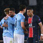 Manchester City Permalukan PSG 2-1
