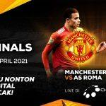 Semifinal Liga Europa: Bursa Taruhan Prediksi MU Tumbangkan AS Roma