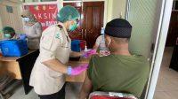 Tinjau Vaksinasi di Kota Jayapura, Menkes Berpesan Utamakan Vaksinasi Lansia