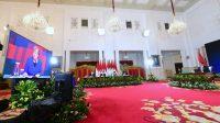 Presiden RI Jokowi dan Kanselir Jerman Angela Merkel Buka Hannover Messe 2021