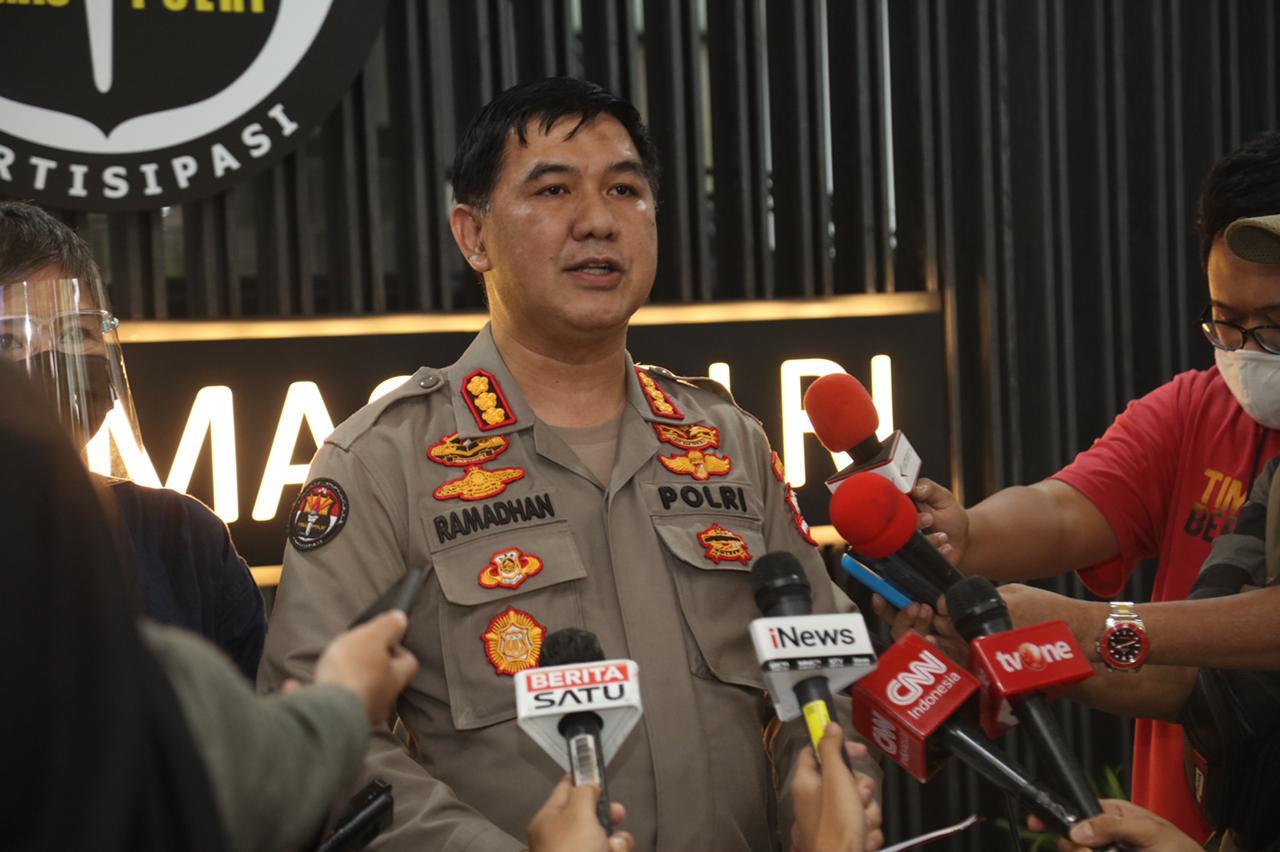 Densus 88 Tangkap 10 Terduga Teroris di Jakarta
