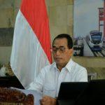 Menteri Perhubungan Budi Karya Sumadi