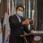 Wakil Ketua DPR M. Azis Syamsuddin.