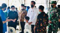 Presiden Bersilaturahmi dengan Keluarga Awak KRI Nanggala 402