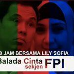 Lagi Viral Nih! Munarman 'Check In' Selama 20 Jam Bersama Lily Sofia, Ngapain Aja?