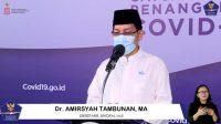 Sekretaris Jenderal Majelis Ulama Indonesia, Buya Dr Amirsyah Tambunan