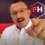 Ferdinand Hutahaean: Hanya Simpatisan Teroris Watak Radikal yang Tuding Penangkapan Munarman Politis
