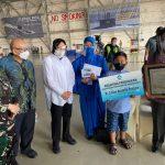 Risma Berikan Kesempatan 1 Anak dari Prajurit KRI Nanggala Bekerja di Kemensos