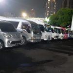 Mobil travel diamankan Polda Metro Jaya. (Foto: tmcpoldametro