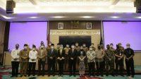 Airin Rachmi Diany Lantik Bambang Noertjahjo Jadi Sekda Tangsel Definitif