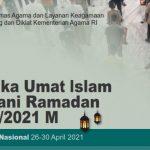 Survei Kemenag: Mayoritas Masyarakat Patuh Edaran Panduan Ibadah Ramadan