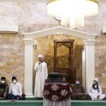 WagubSu Musa Rajekshah hadiri peringatan Nuzulul Quran.