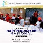 Peringati Hari Pendidikan Nasional, Ini Pesan WagubSu Musa Rajekshah