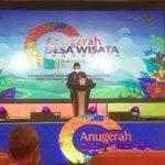 Strategi Pemulihan Ekonomi, Sandi Luncurkan Program Desa Wisata