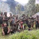 ILUSTRASI: TPNPB di Papua Barat, mengekelaim menewaskan 5 anggota TNI dalam kontak senjata selama dua hari, yakni Selasa - Rabu (23-24/4/2019).