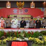 Ke Cirebon, Menhub dan Ketua DPR Tinjau Kesiapan Larangan Mudik