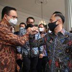 Anies Baswedan bersama Agus Harimurthi Yudhoyono (ist)
